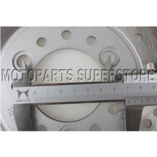 Rear Disc Brake Rotor GY6 150cc 250cc Moped Scooter Jonway Roketa