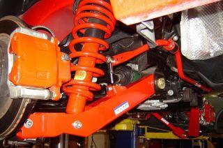 2010 Camaro Pontiac G8 Rear Lower Control Arms Delrin