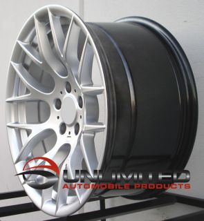 19 M Competition Style Wheels Rims Fit BMW E38 E65 7 Series 1995 2001