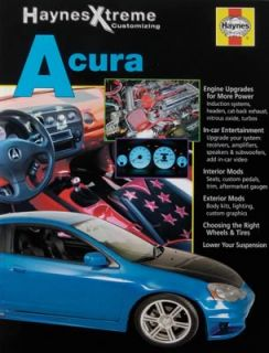 Haynes 11213 Book Xtreme Fits Acura® Paperback Each