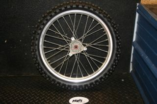 Suzuki RM85 RM 85 80 Front Wheel Rim Spoke