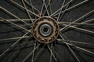 Kawasaki KX450F KX 450f Front Wheel Rim Hub Stock