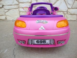New Pretty Pink Kids Ride on Car Pink Power Remote Control Wheels R C