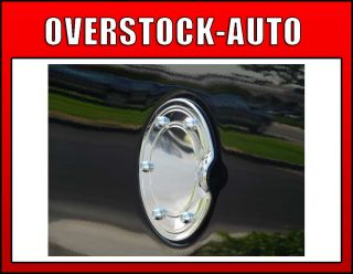 1994 2008 Dodge RAM Chrome Gas Fuel Door Covers by Chrome Accessories
