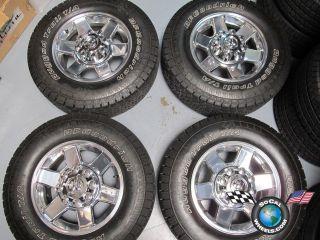 Dodge Ram 2500 3500 Factory 17 Wheels Tires OEM Rims 2383 1QR35TRMAA