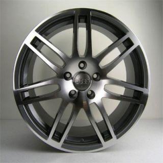 17 AUDI RS4 OEM STYLE WHEELS TIRES A4 A6 A5 R5 S4 S5 PASSAT CC JETTA