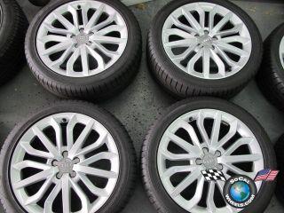 2012 Audi A6 Factory 19 Wheels Tires OEM Rims GoodYear 255/40/19 S6 A8