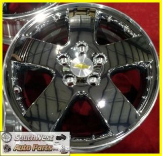 06 11 Chevy Impala Uplander Chrome 17Wheels Factory Rims 6611