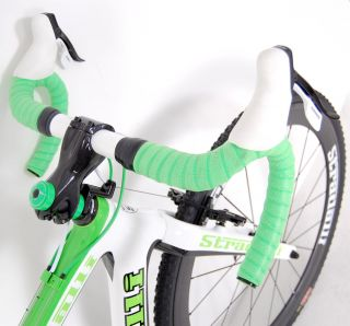 STRADALLI Catania Full Carbon Cyclecross CX Bike Bicycle Complete SRAM