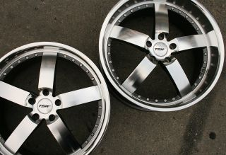 TSW VAIRANO 20 GUNMETAL RIMS WHEELS INFINITI M35 STAGGERED / 20 X 8.5