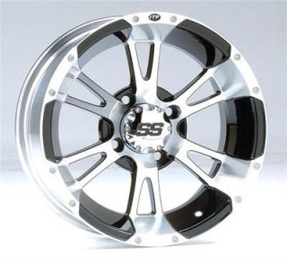 ITP Wheels, ITP SS112 Sport Machined, 12 in. x 7 in., 4 x 110mm Bolt