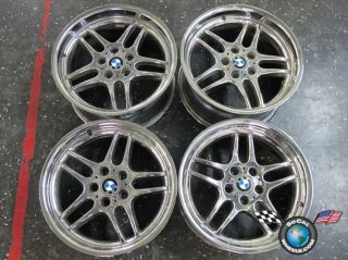 BMW 740 750 540 Factory 18 Wheels Rims 59388 59389 M Parrallel