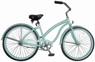26 Beach Cruiser Bicycle Bike Bella Classic Pink
