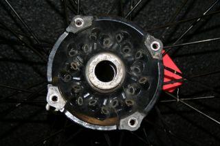 KX250F KX250 Rear Wheel Hub Rim Spokes
