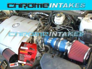 New 04 05 Pontiac Bonneville GXP 4 6 4 6L V8 Air Intake Kit K N Ft