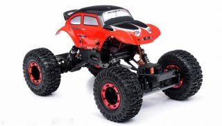 10 Mad Gear RC Cliff 2 4GHz R C Ready to Run RTR Rock Crawler Red