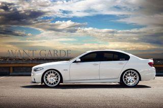 20 BMW E39 M5 Avant Garde M310 Concave Silver Wheels Rims