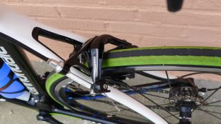 Cannondale 54 Supersix 5 105 2012 Carbon Frame Road Bike