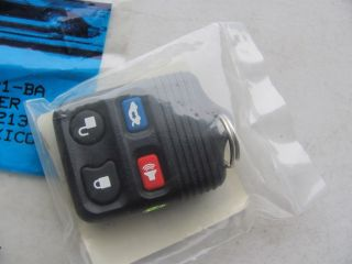 New Ford Lincoln F8DZ 15K601 Ba Remote Transmitter Key Fob 315MHz