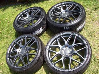 20 BMW Wheels Tires 525i 530i 528i 535i 545i 550i E60 E61 M5 M6 Ace