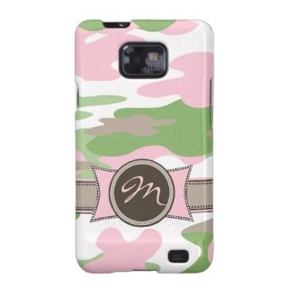 Pink Camo Samsung Galaxy Case Mate