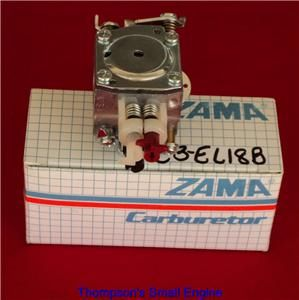 Zama Carburetor C3 EL18FITS Husqvarna 340 345 and More