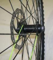Cross 29 Bicycle Wheel Aluminum Rim and Tire Bike Parts RK9