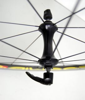 Mavic Cosmic Carbone Carbon Road Bike Wheelset Bicycle
