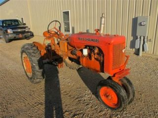 Allis Chalmers Garden Tractor Parts On Popscreen