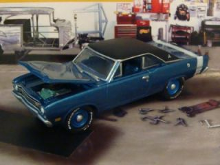 69 Dodge Dart Swinger 340 1 64 Scale Limited Edition 6 Detailed Photos