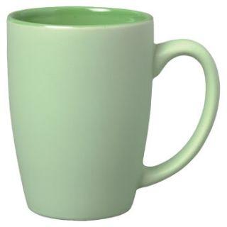 Matte Sorbet 16 oz Ceramic Coffee Cup Mug 4 PC Set New