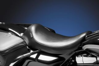Le Pera Silhouette Solo Seat LN 857RK Harley Davidson FLHR Road King