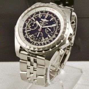 Breitling Bentley Motors T Chronograph Watch A2536313 B686 Box Papers