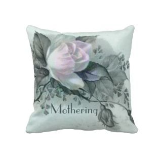 Beautiful Flowers for Mothers Day Pillows