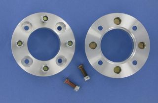 07 11 DS 250 Can Am Moose Wheel Spacers 4 110 1in