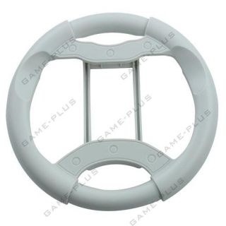 Racing Steering Wheel for Xbox 360 Controller Light Grey