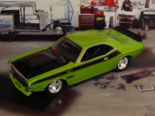 70 Dodge Challenger 340 R T Six Pack 1 64 Scale Limited Edit 4