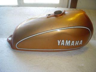 Yamaha DT360 360 Enduro Fuel Gas Tank