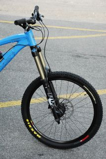 Santa Cruz Nomad R Am Talas 36 Demo Mountain Bike Large 2011