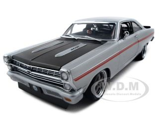 1967 Ford Fairlane Street Fighter GMP 1 18 347SC Silvr