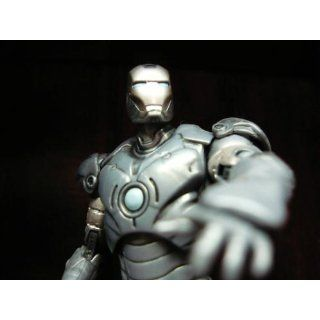 Iron Man Mark II Movie Series Marvel Legends Marvel Select Mark 2