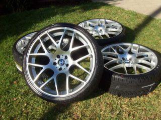 Nu 22 BMW Avantgarde 310 Mesh Wheels 745 750 645 650 M6