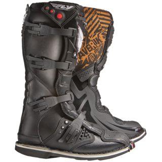 New Fly Racing Maverik Motocross Riding Boots Size 9