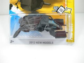 Hot Wheels 2012 New Models The Dark Night Rises The Bat 27 w Rpotecto