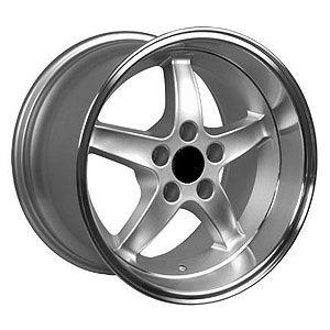 OE Wheels 8181906 Mustang Cobra R 98 Deep Dish Style
