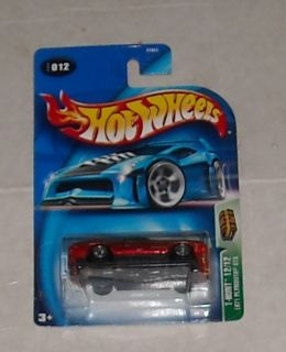 2003 Mattel Hot Wheels Treasure Hunt Series 71 Plymouth GTX Diecast