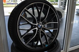 Double Spoke 405M 20 Lightweight Forged Wheels and Tires