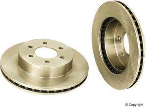 Opparts Disc Brake Rotor