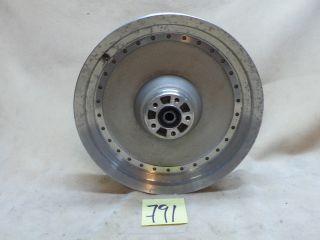 Harley Fatboy Softail Rear Wheel Rim Mag 00 06