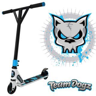 Team Dogz ® Pro Kids Childrens 360 Push Skate Park Stunt Street Kick